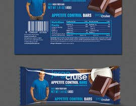 #144 untuk I need you to design the wrapper for our Appetite Control Bar oleh xsodia