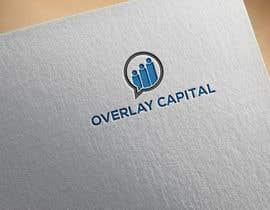 Nro 41 kilpailuun I require a logo for a financial services company. The company name is OVERLAY CAPITAL käyttäjältä DesignDesk143