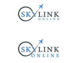 #884 for Skylink Online Logo Competition by subornatinni