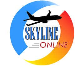 #874 for Skylink Online Logo Competition by zamzamrin