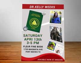 alamindesignbd5 tarafından Create 8.5x11 flyer for book signing event için no 14