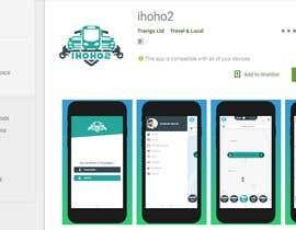 nº 4 pour Looking for an App for a security company par AlphabetDesigner