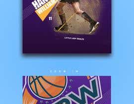 #116 para Sports Basketball Poster por IslamNasr07