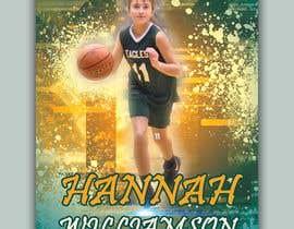 #106 para Sports Basketball Poster por alamin495