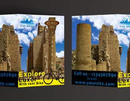 #33 for Brochure for bicycling in Luxor/Egypt by SAKIL9