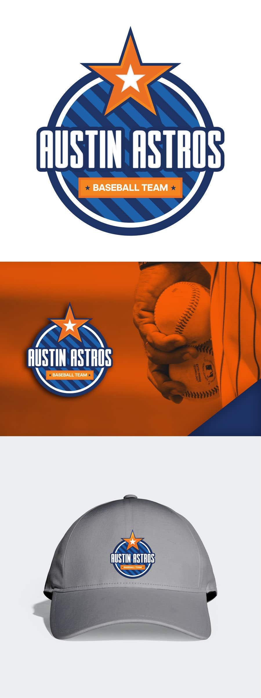 Konkurrenceindlæg #15 for Design Logo For Baseball Team