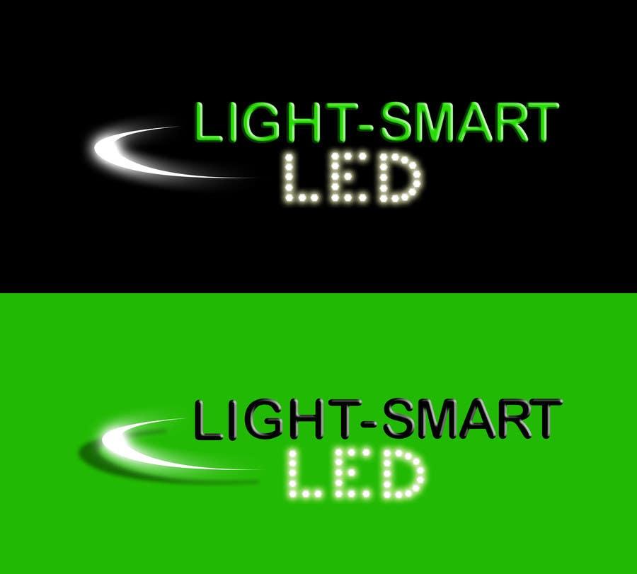 Конкурсная заявка №11 для Light-Smart Led