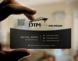 pritishsarker tarafından Design Business Card için no 153