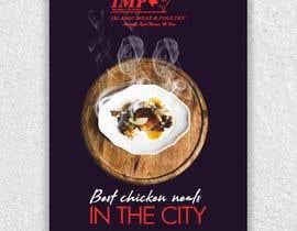 Nro 94 kilpailuun Create a poster advertising chicken meat käyttäjältä RakibHsn