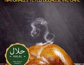#144 for Create a poster advertising chicken meat af houssamalmas