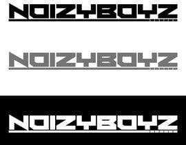 #13 untuk I need a band logo designed for a cover band that plays retro rock/ pop. Thinking neon or 80s style. Band name is                      NoizyBoyz.                                                     Show me what you've got oleh salesdavid90