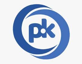 """nº 37 pour i need design for initials """"PK"""", it will be used in wedding purpose, luggage tags etc. par BengaliHabib"""