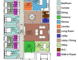 #8 for House redesign (floor plan & basic exterior sketches only) af amgadgaafar