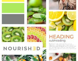 #208 для New Brand: Logo and colour pallet design mood boards & ideas от casibowes