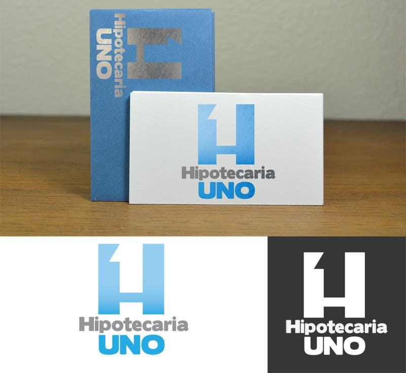 Penyertaan Peraduan #47 untuk Logo Design for Hipotecaria Uno