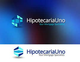 #42 for Logo Design for Hipotecaria Uno af zetabyte