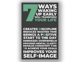 #102 untuk Design me an Inspirational/Motivational Poster oleh GoranK25