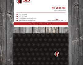 #176 untuk Need a professional and eye-catching business card oleh Uttamkumar01