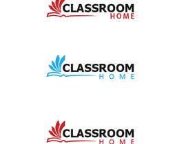 nº 67 pour Logo for an online educational website Classroom Home par subhammondal840