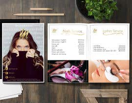 #30 for Create a elegant and clean spa price list by Caridev