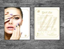 #33 for Create a elegant and clean spa price list by gitasaskiaa
