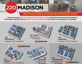 #98 para Develop Student Housing Marketing Flyer/Poster por manthanpednekar