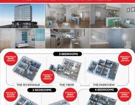 #99 para Develop Student Housing Marketing Flyer/Poster por amcgabeykoon