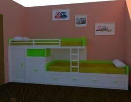 #25 pentru Design a cool bed for my two boys (5 and 2). de către rashadmanu11