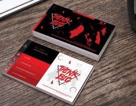 nº 73 pour design double sided business cards - THINK BIG par Sufyanmustafa