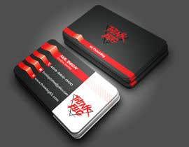 nº 109 pour design double sided business cards - THINK BIG par Rakibmahmudanik