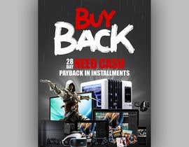 #6 untuk Buy Back Concept: 2 Poster Creation oleh machasibjs