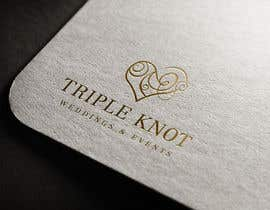 nº 32 pour Triple Knot Weddings & Events par dreamwebdesign99
