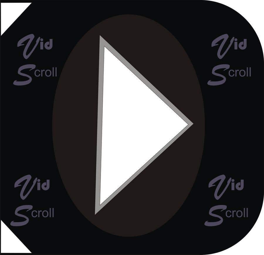 Inscrição nº 14 do Concurso para simple logo for app - vid scroll
