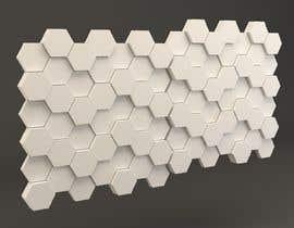 nº 75 pour design of 3d wall panels par Vizscope