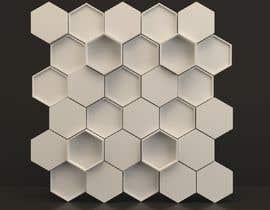 nº 84 pour design of 3d wall panels par Vizscope