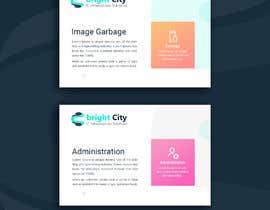 #244 for Create Corporate Identity, Logo, Name, Landingpage and Powerpoint Presentation af syrwebdevelopmen