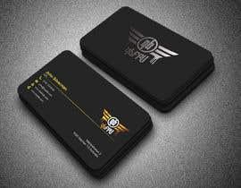 #191 для Design me a business card от abdulmonayem85