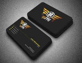 #196 для Design me a business card от abdulmonayem85