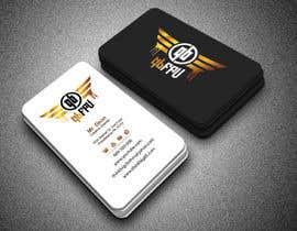 #198 для Design me a business card от abdulmonayem85