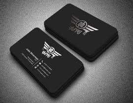 #201 для Design me a business card от abdulmonayem85