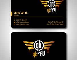 #204 для Design me a business card от saidhasanmilon