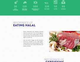 #19 for Design a Website for a Halal Meat Certifying Agency in US af iTechnoweb