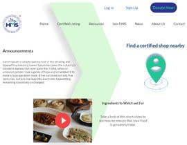 #35 for Design a Website for a Halal Meat Certifying Agency in US af bilashism