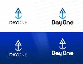 #10 untuk Logo. Company name is Day One. Logo is combo of the major religious symbols. Cross. Star of David. And moon/Muslim.  With the combo it appears to form a boat. The boat is a symbol of unity and world salvation and peace and harmony. oleh dikacomp