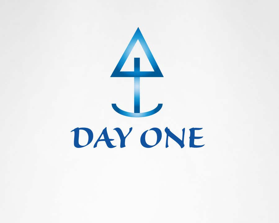 Penyertaan Peraduan #24 untuk Logo. Company name is Day One. Logo is combo of the major religious symbols. Cross. Star of David. And moon/Muslim.  With the combo it appears to form a boat. The boat is a symbol of unity and world salvation and peace and harmony.