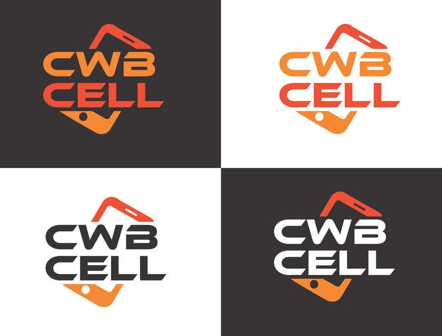 Proposition n°39 du concours logo update - CWB CELL