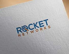 #243 untuk NEW LOGO - ROCKET NETWORKS and 3 others oleh shoheda50