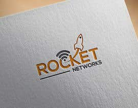 #249 untuk NEW LOGO - ROCKET NETWORKS and 3 others oleh shoheda50