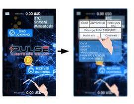 Nro 4 kilpailuun Mobile App UI/UX design in Invision käyttäjältä JunrayFreelancer