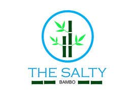 nº 24 pour Create Logo for The Salty Bamboo par jafarg77788